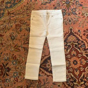 NEW 7 For All Mankind Little Girl's Skinny Jeans